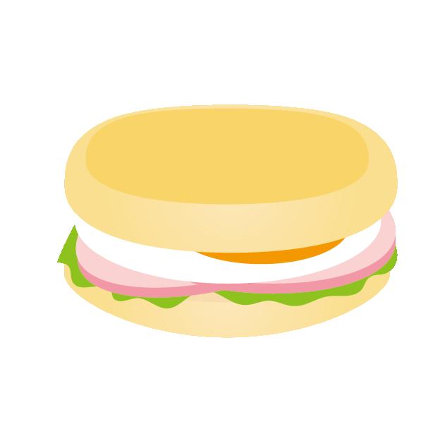 【衝撃】朝マックの甘いパンのやつωωωωω