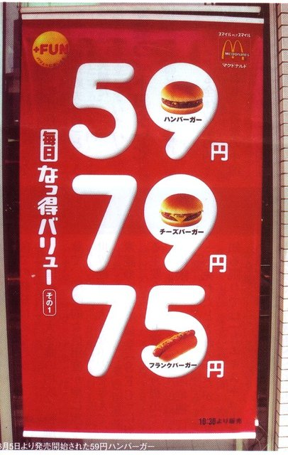 2000年「ハンバーガー60円!」2020年「ハンバーガー110円」←これやばない?